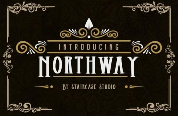 Northway Serif Font