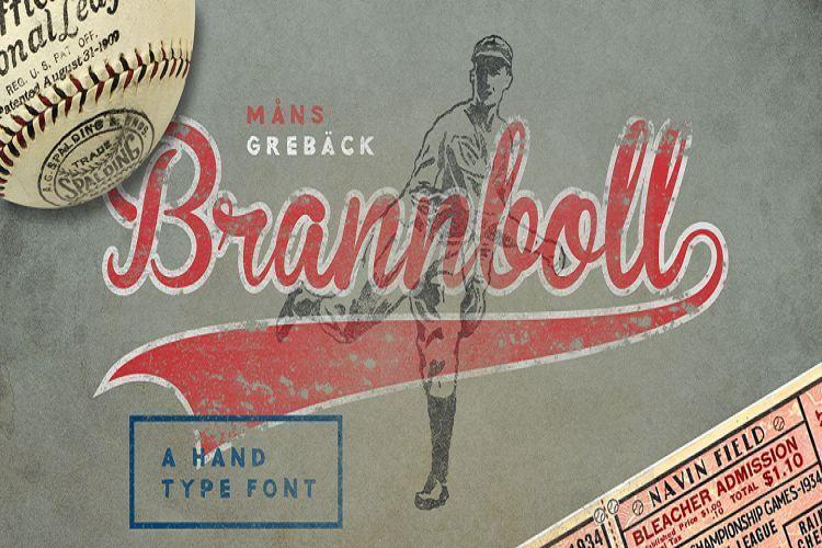 Brannboll-Script-Font-1