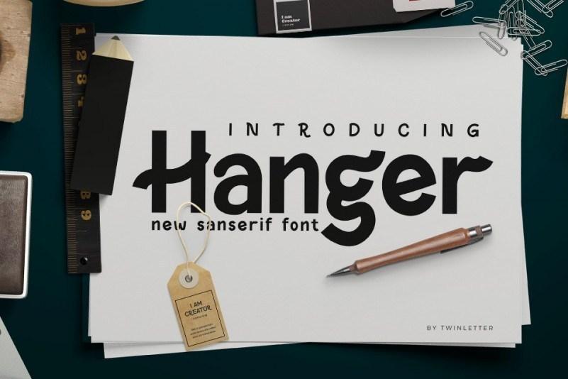 hanger-font-1