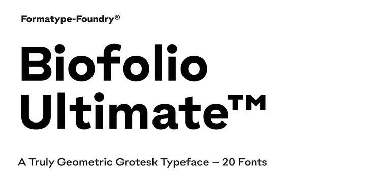 Biofolio-Ultimate-Sans-Serif-Font-1