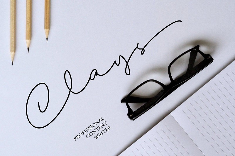 Elista Casual Handwritten Font-6