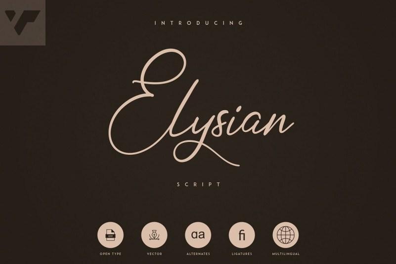 Elysian-Handwritten-Script-Font-1
