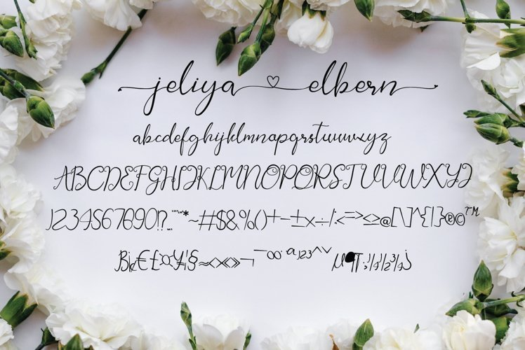 Jeliya-Elbern-Calligraphy-Font-3