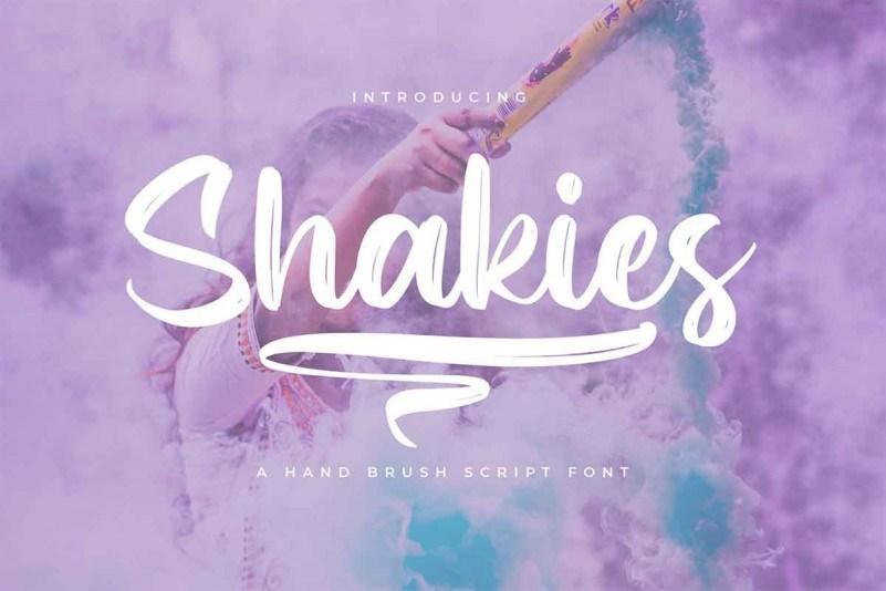 Shakies-Font-1