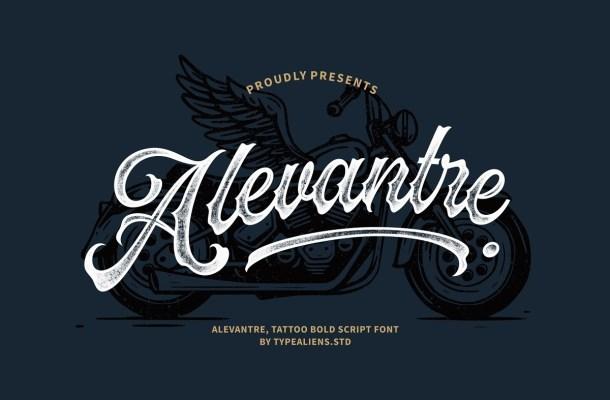 Alevantre-Tattoo-Bold-Script-Font-1