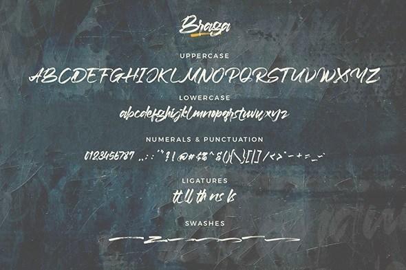 Braga-Brush-Script-Font-3