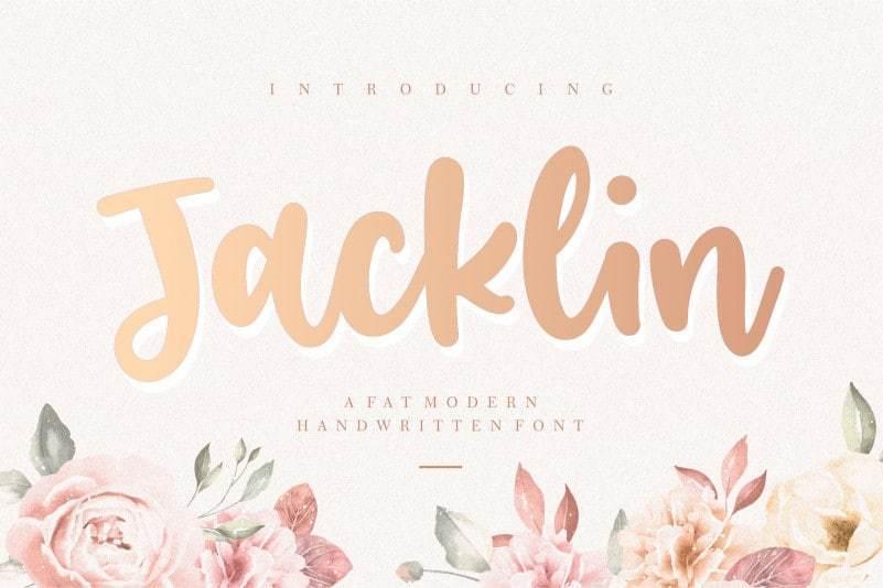 Jacklin-Modern-Handwritten-Font-1