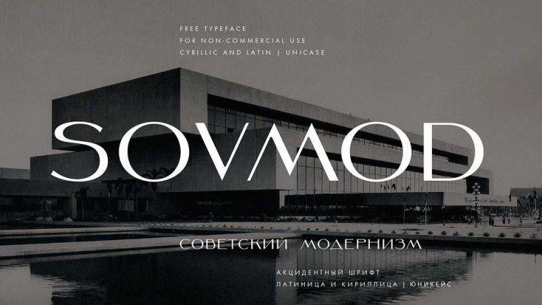 Sovmod-Sans-Serif-Font-1