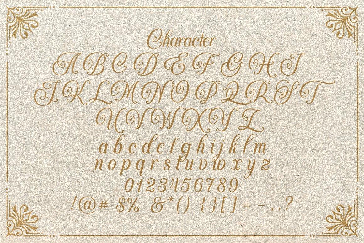 Agenda-King-Calligraphy-Vintage-Script-Font-4