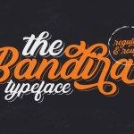 Bandira Script Typeface