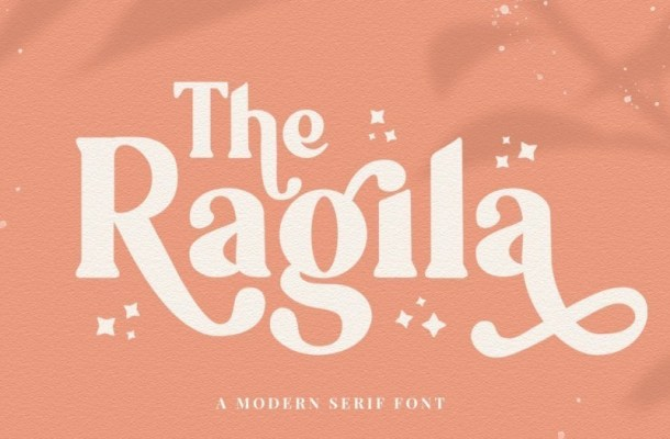 Ragila Modern Serif Font