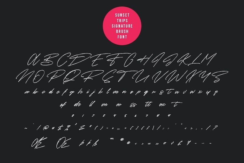 Sunset-Trips-Brush-Script-Font-3
