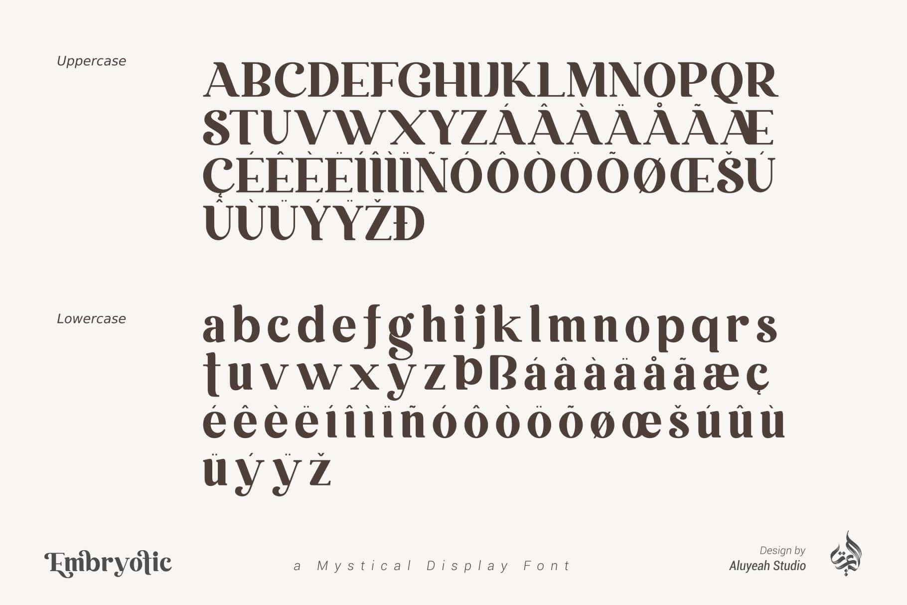 Embryotic-Serif-Display-Font-3