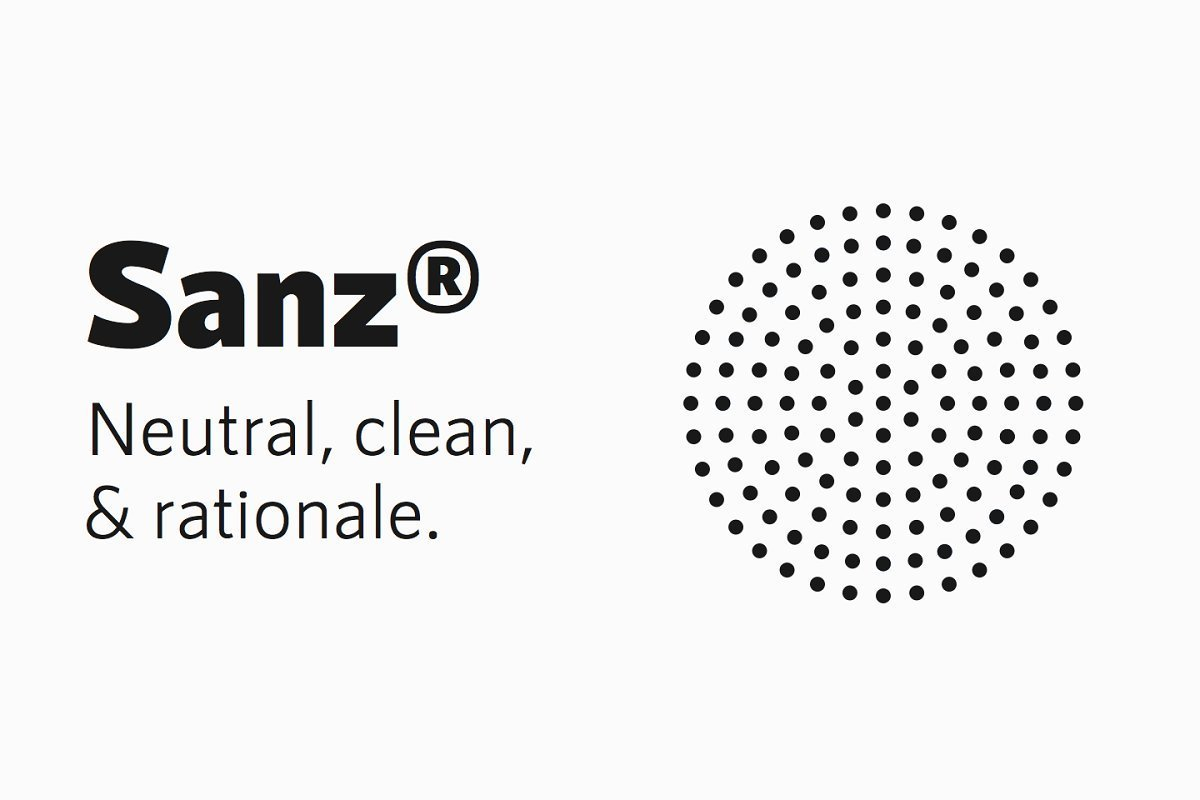 RNS-Sanz-Sans-Typeface-Family