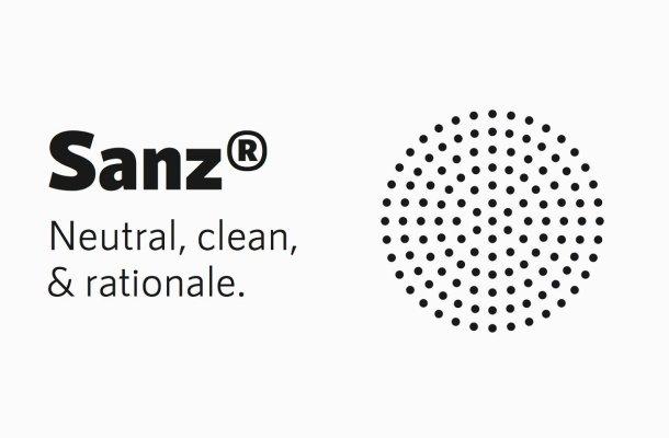 RNS Sanz Sans Typeface Family