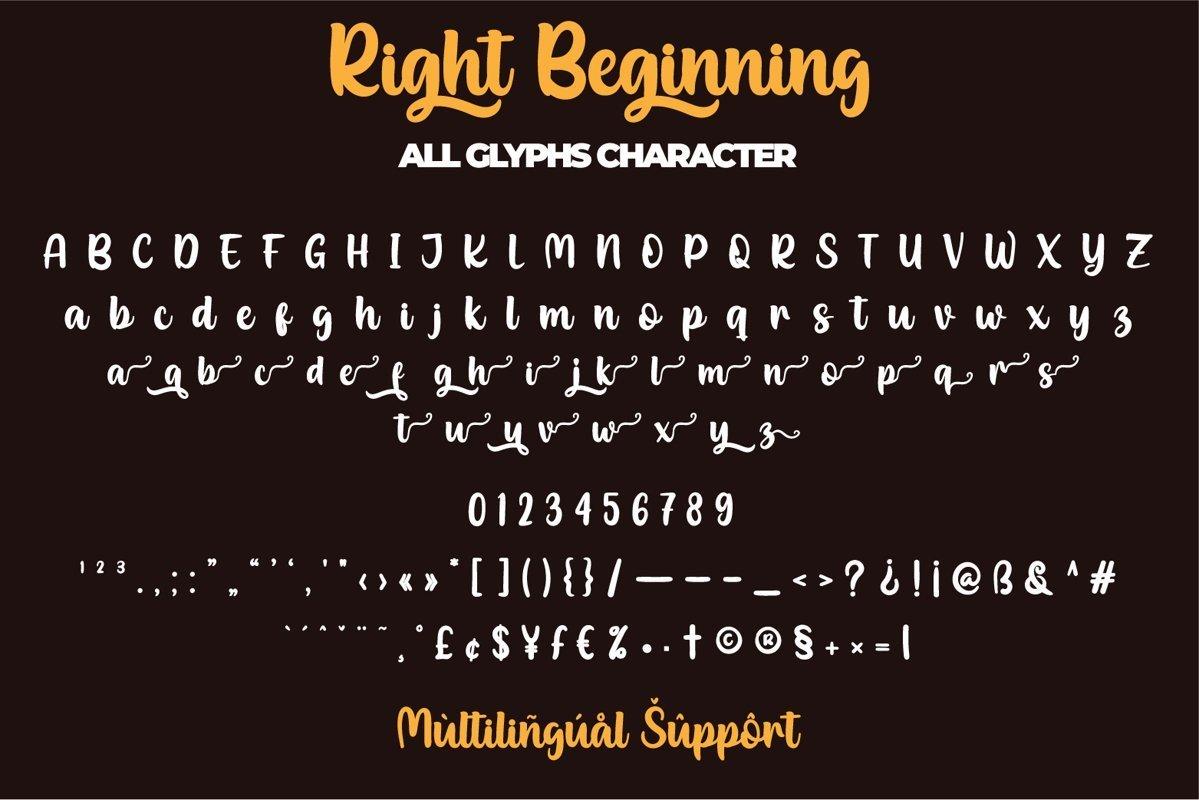 Right-Beginning-Bold-Script-Font-3