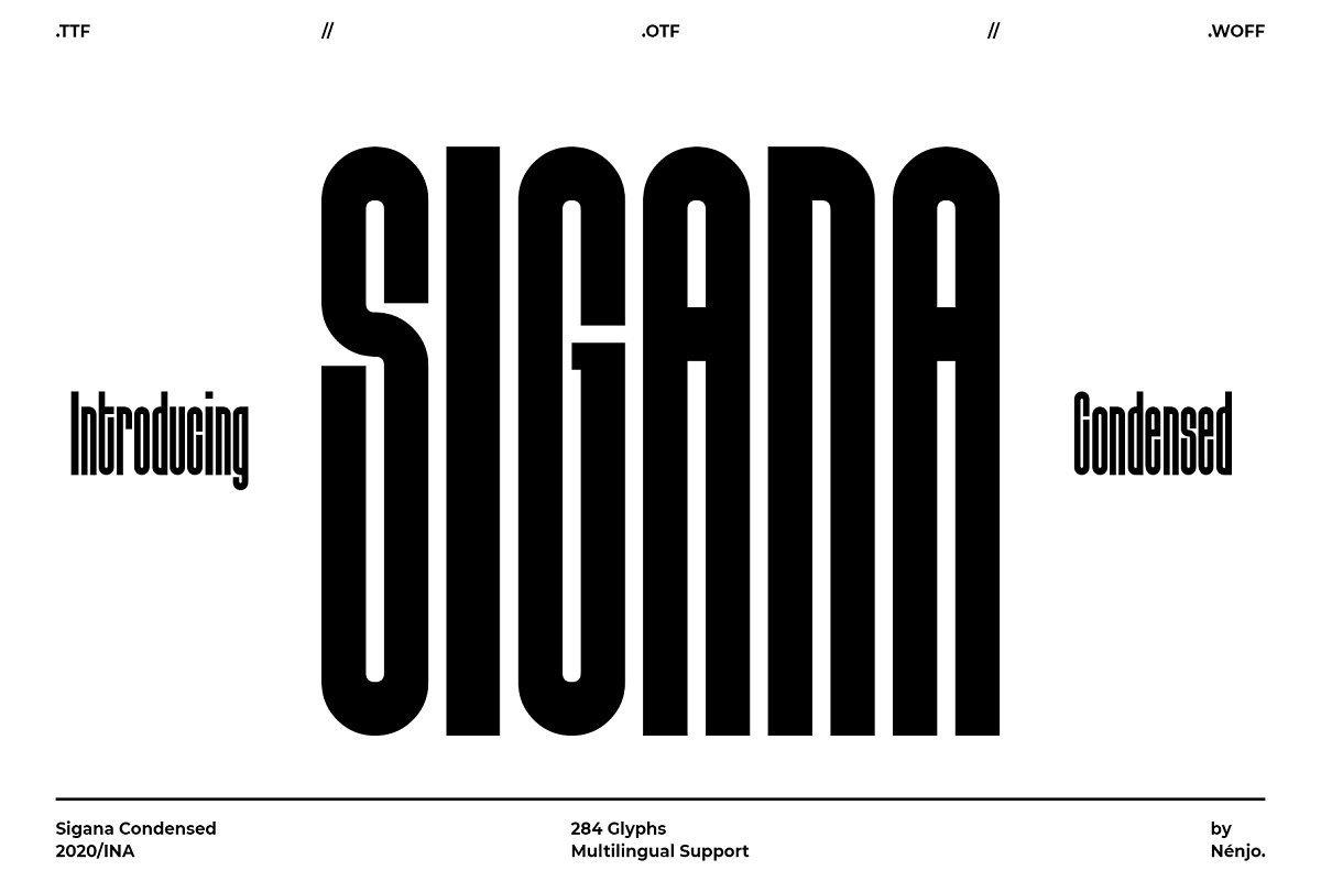 Sigana-Display-Sans-Font