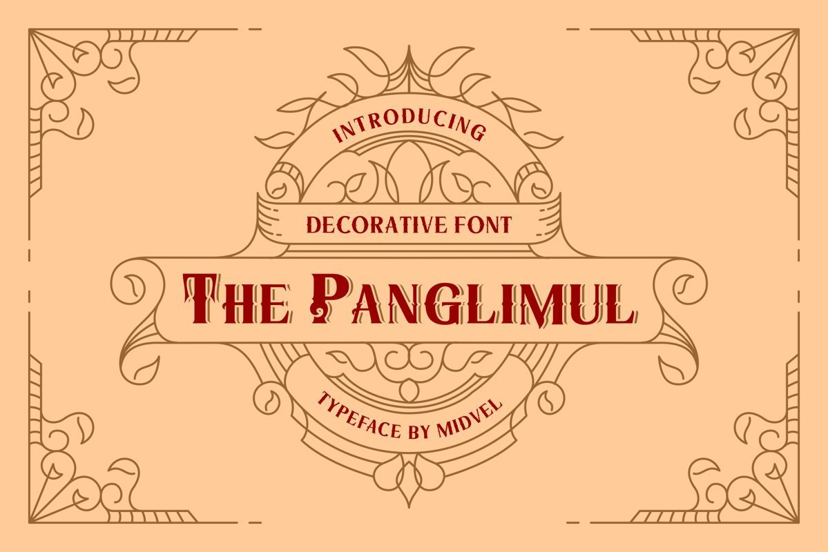 The-Panglimul-Display-Typeface