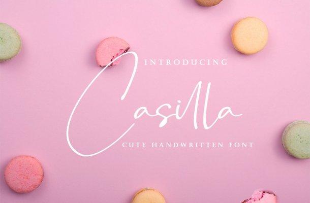 Casilla Font