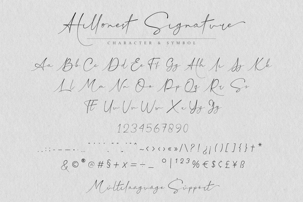 Hillonest-Handwritten-Signature-Font-3