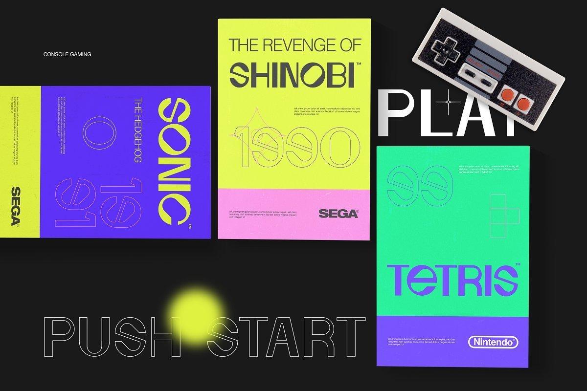 Nineties-Display-Font-2