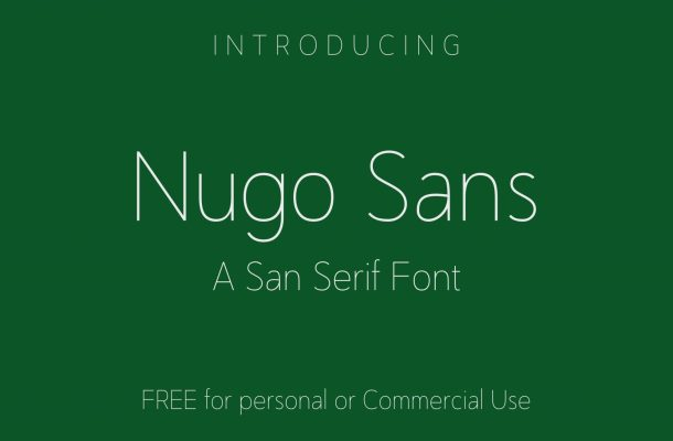 Nugo Font