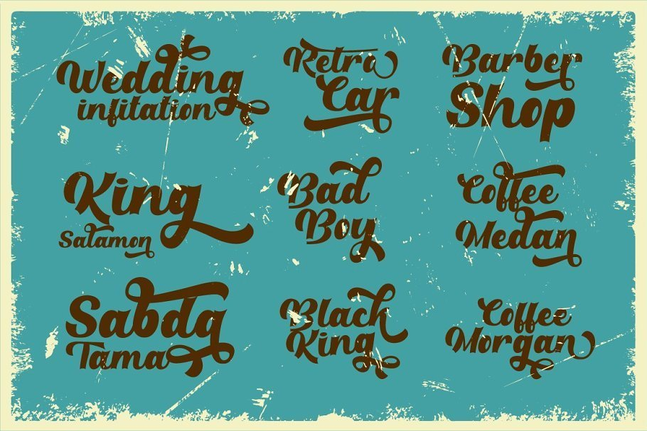 Retro-Party-Font-2
