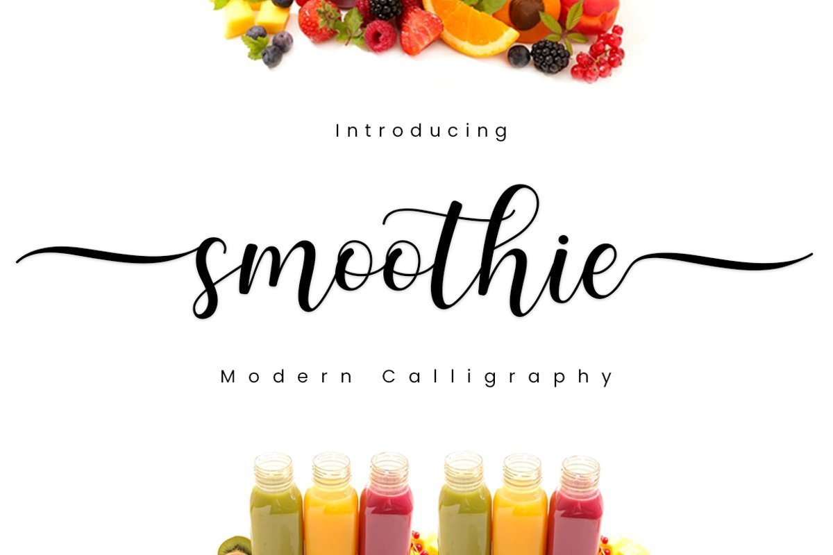 Smoothie-Font-1