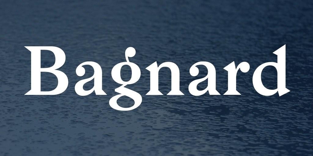 Bagnard-Font