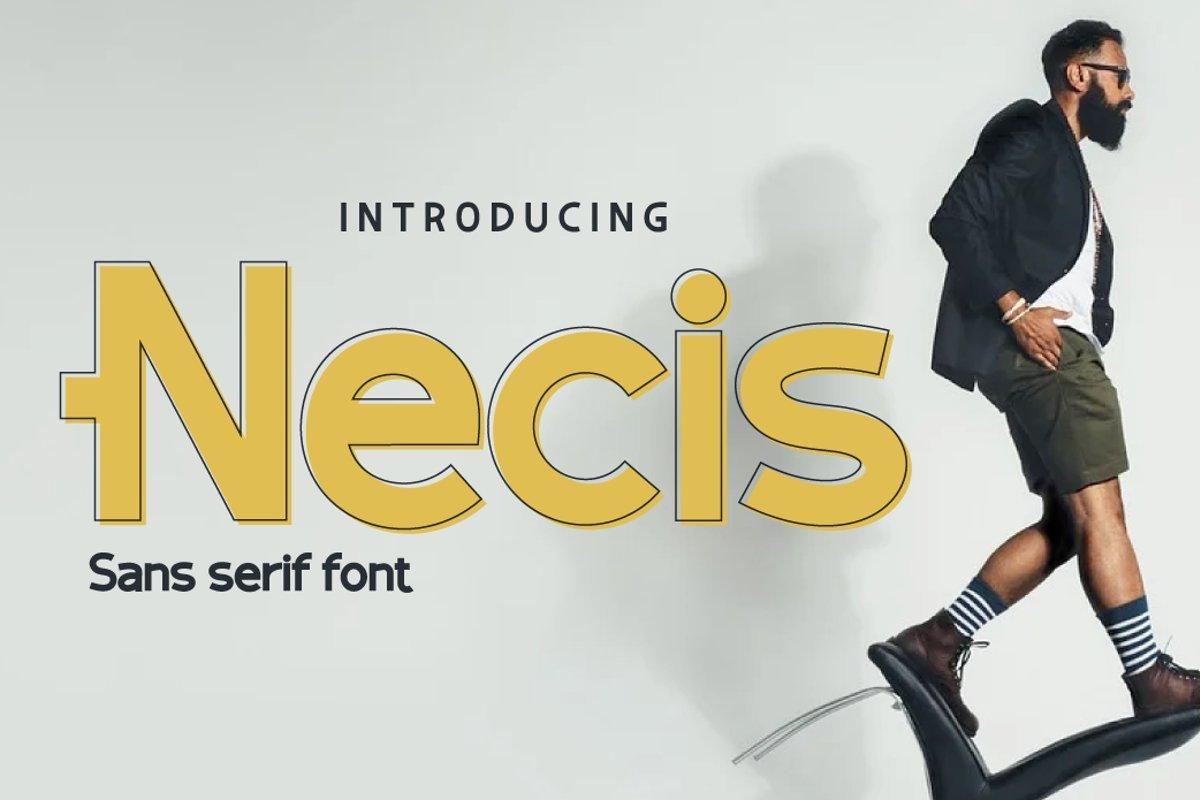 Necis-Font
