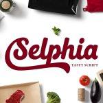 Selphia Typeface