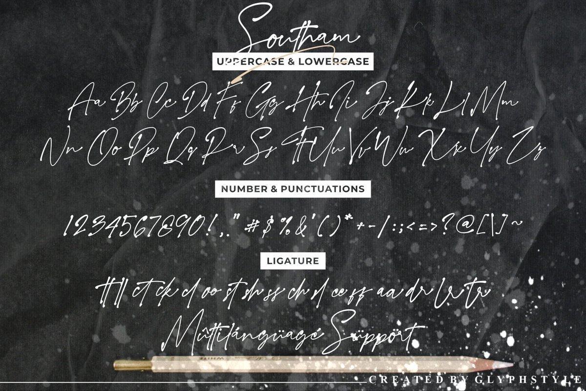 Southam-Font-3