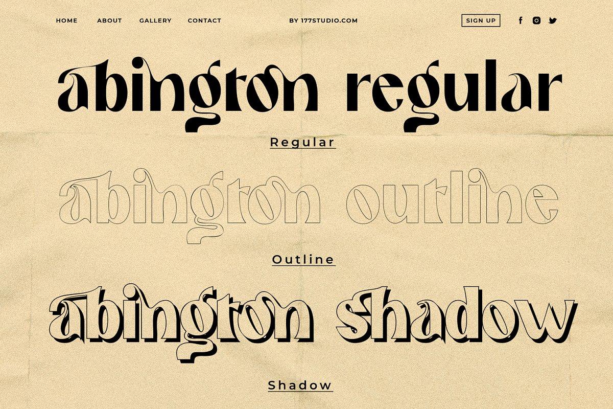 Abington-Font-2