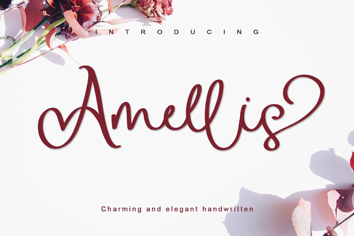 Amellis-Font
