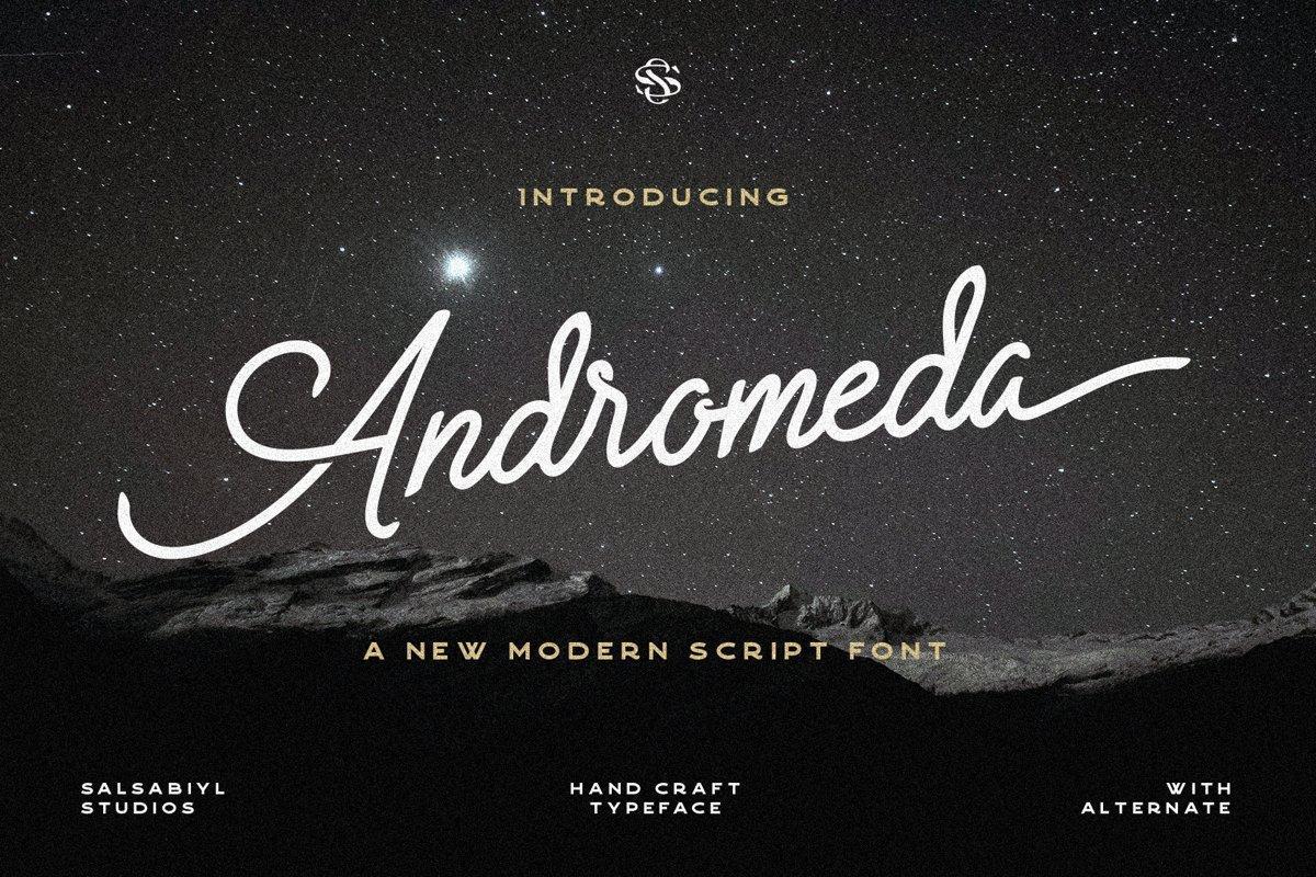 Andromeda-Font-1