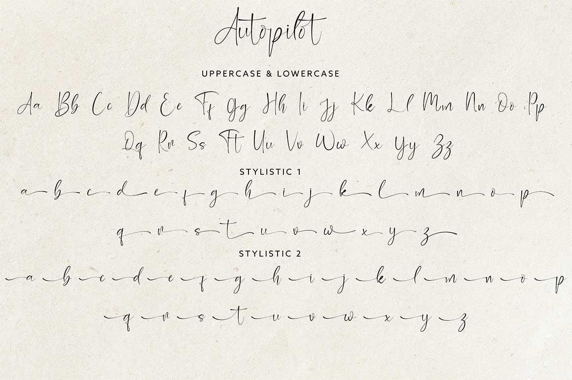 Autopilot-Font-3