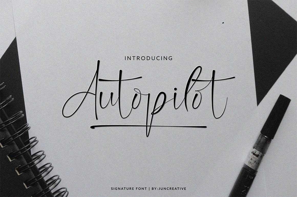 Autopilot-Font