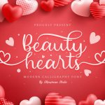 Beauty Hearts Font