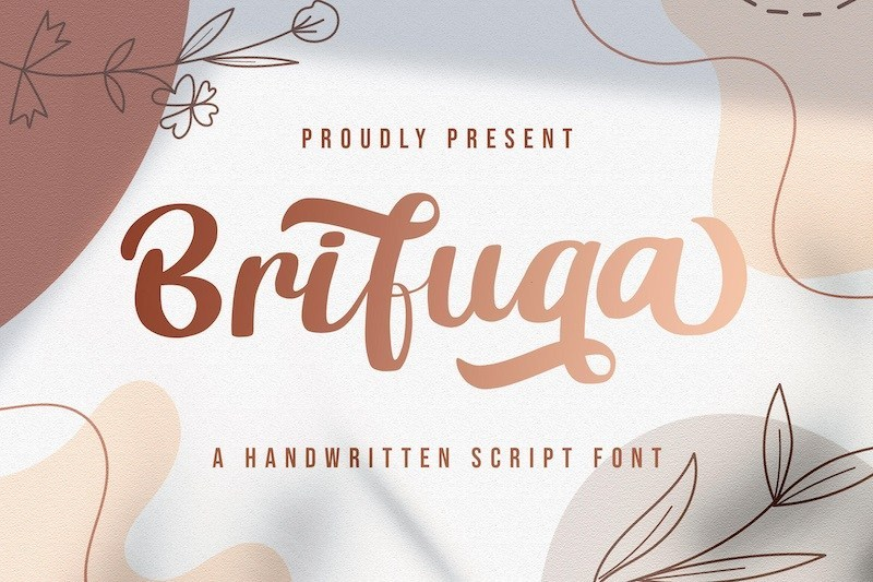 Brifuqa-Font