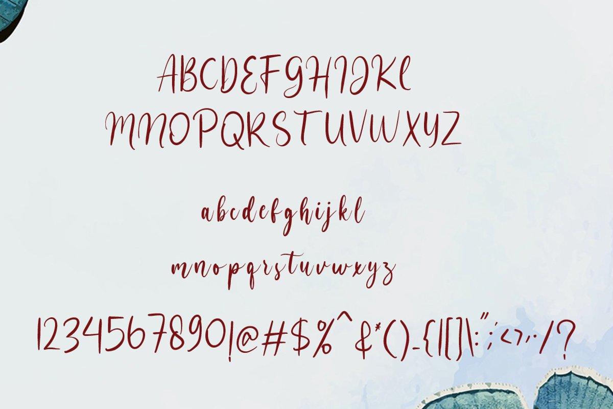 Butterfly-Font-3