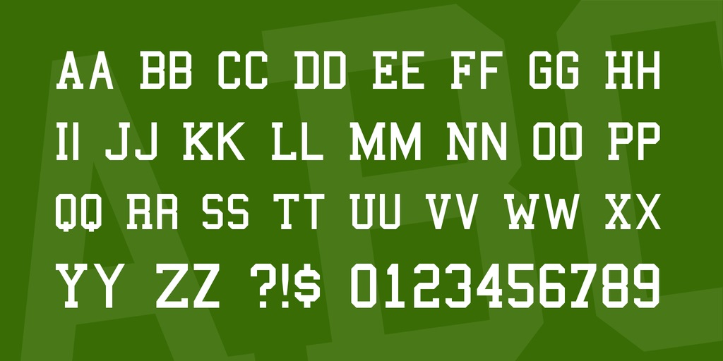 College-Font-3