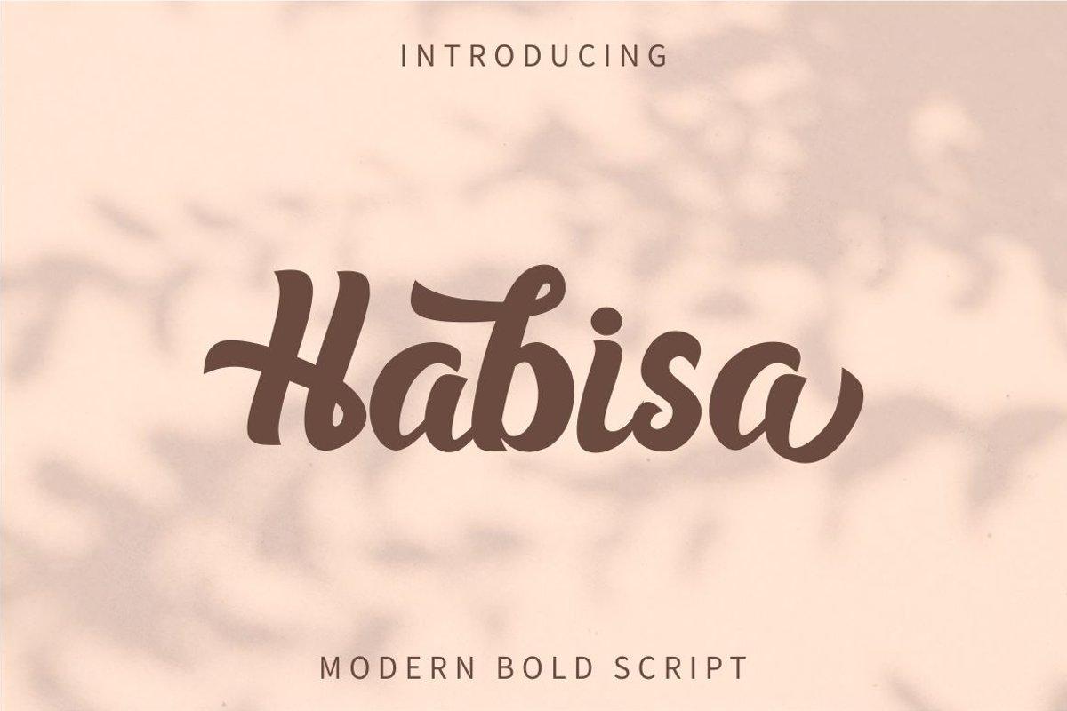 Habisa-Font