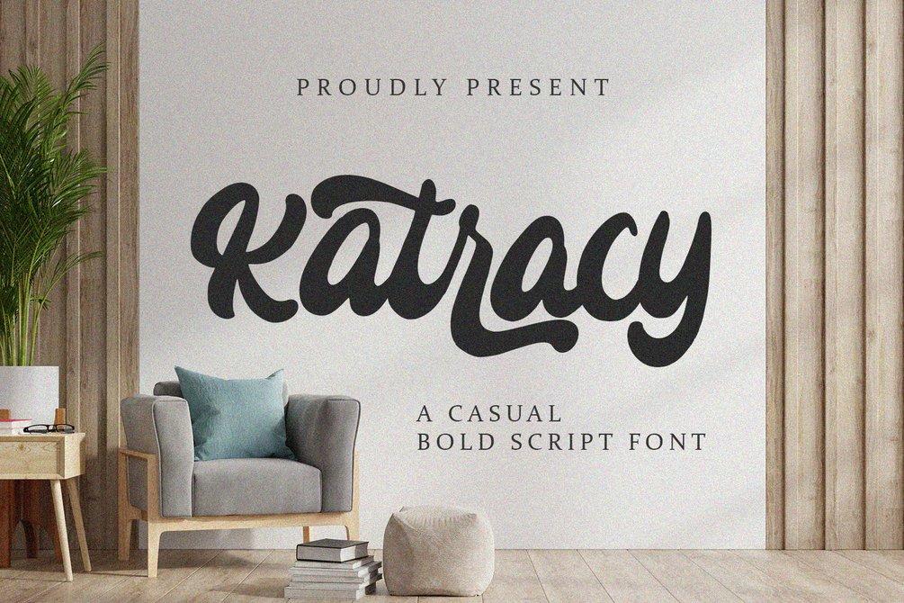 Katracy-Font