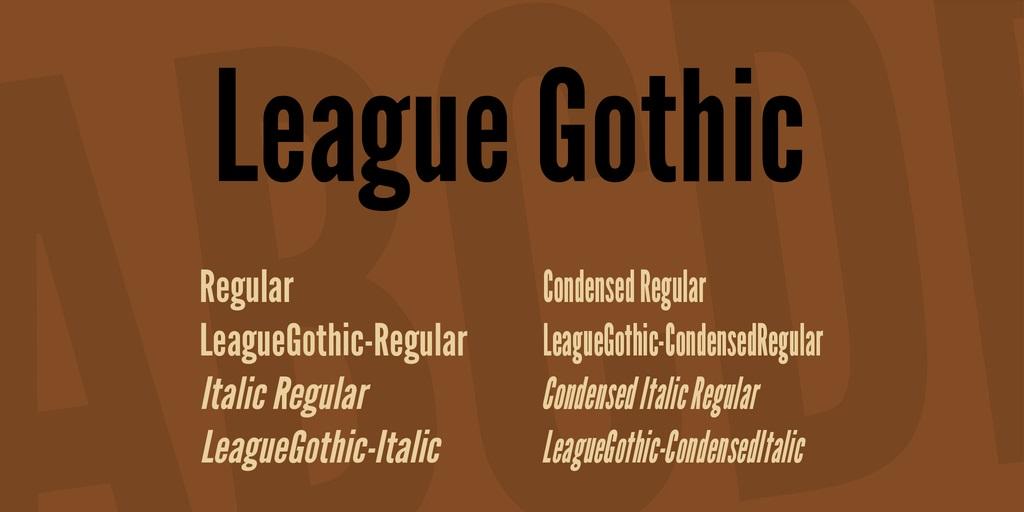 League-Gothic-Font-2