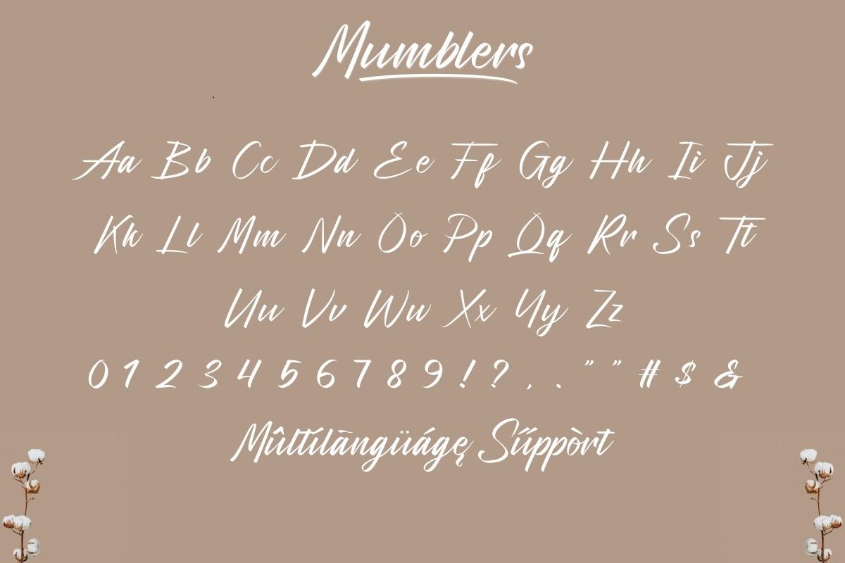 Mumblers-Font-3