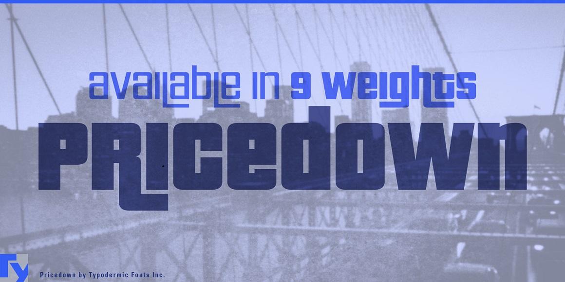 Pricedown-Font-2