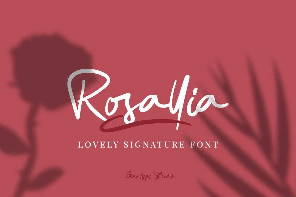 Rosallia-GT-Font