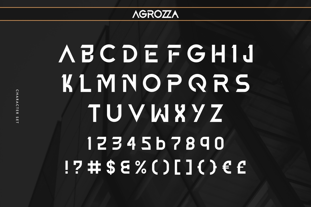 AGROZZA-Font-3