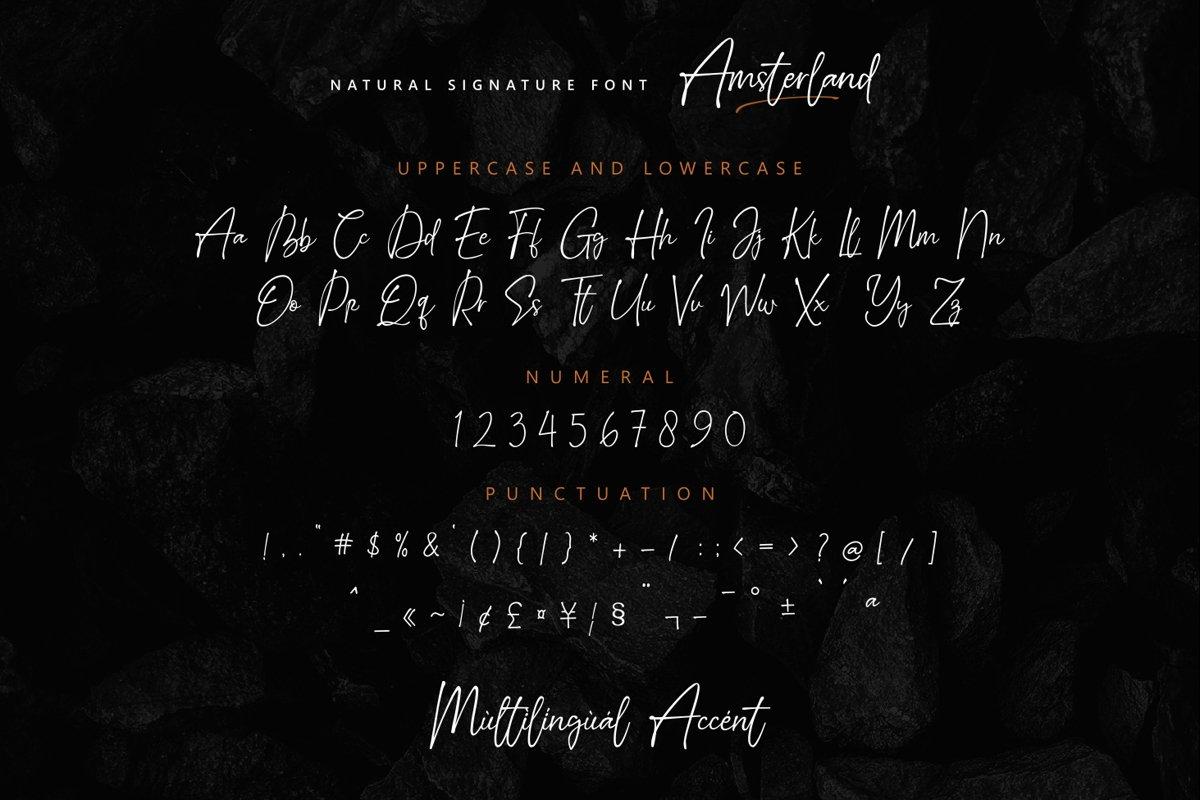 Amsterland-Font-2