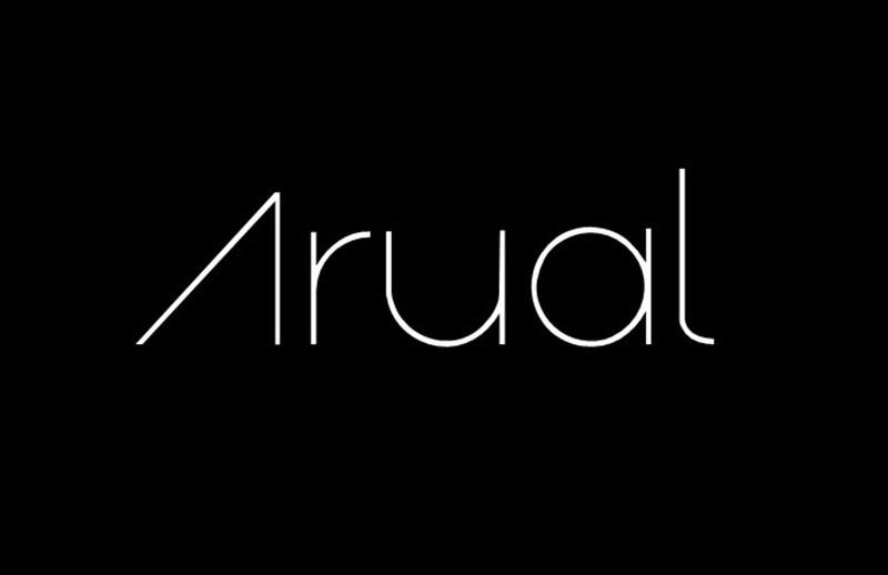 Arual-Free-Font-1